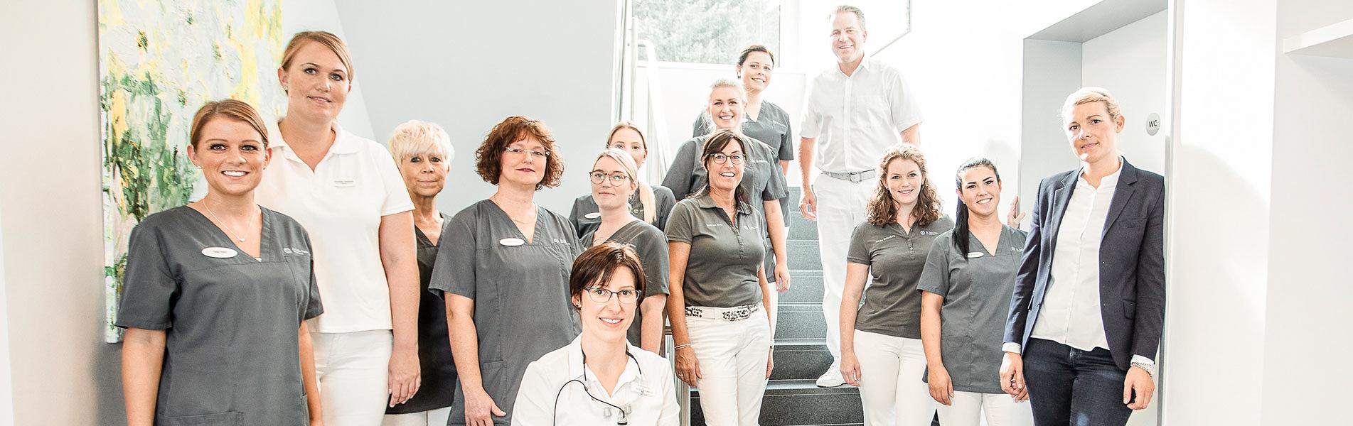 Philosophie- Zahnarztpraxis Dr. Tolk + Team in Kreuzau bei Düren