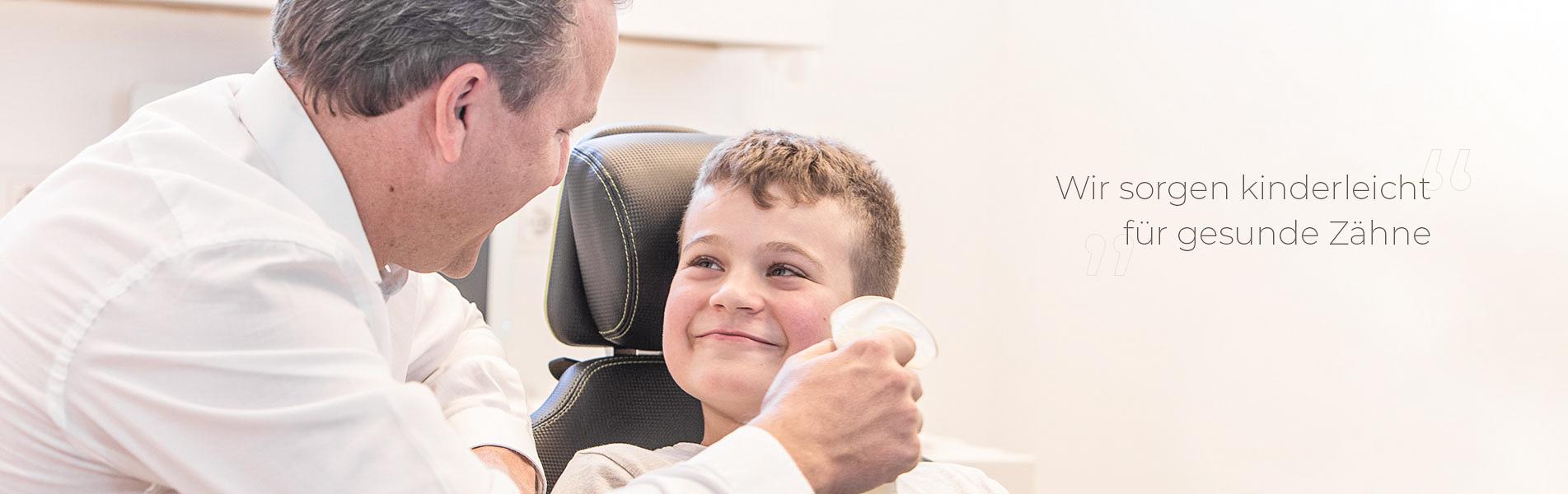 Kinderzahnmedizin- Zahnarztpraxis Dr. Tolk + Team in Kreuzau bei Düren