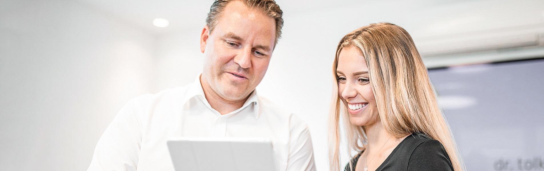 Dr. Tolk -Zahnarztpraxis Dr. Tolk + Team in Kreuzau bei Düren